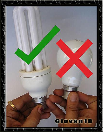 Qu usar lamparas de bajo consumo o led taringa - Focos de bajo consumo para exterior ...